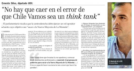 Sábado 02 abril 2016, El Mercurio